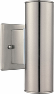 EGLO 84002A Riga Modern Stainless Steel Exterior Wall Mounted Lamp