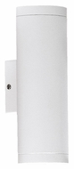 EGLO 84004A Riga 7 Inch Tall White Large Exterior Wall Lighting