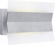 EGLO 90229A Xennia Contemporary Stainless Steel LED Exterior Wall Lighting Sconce