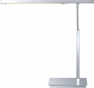 EGLO 90768A Pan Modern Chrome LED Desk Lamp