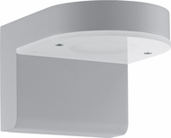 EGLO 91786A Jalon Modern Silver LED Exterior Wall Mounted Lamp