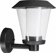 EGLO 94214A Blyth Modern Black LED Outdoor Wall Sconce Lighting