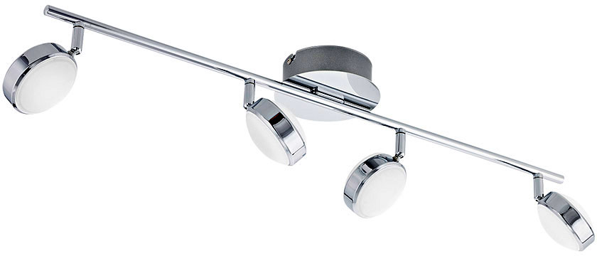 Salto Modern Chrome Led Track Lighting