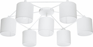 EGLO 97903A Staiti Contemporary White Ceiling Lighting Fixture