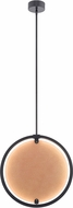 Elan 83976 Core Modern Bronze LED Drop Lighting