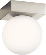 Elan 83978-83982 Mates Modern Brushed Nickel LED Overhead Lighting