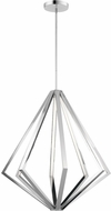 Elan 84088 Everest Modern Chrome LED 32  Hanging Lamp