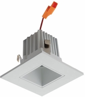Elco E213C07 Alder Standard Modern White LED 2  Square Reflector Light Engines