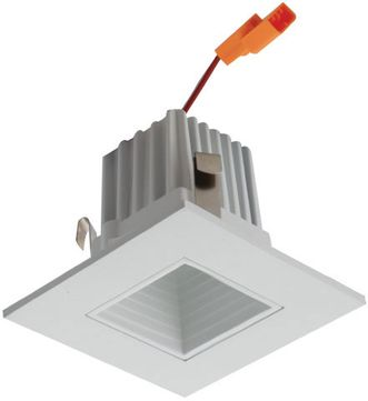 Elco E215C07 Alder Standard Modern White LED 2  Square Baffle Light Engines