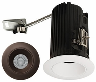 Elco E2L10FXXBZ Teak System Modern Bronze LED 2 Inch Recessed Lighting Round Reflector