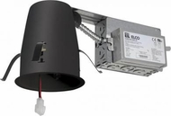 Elco E4LRC Cedar System Contemporary 4 inch Non-IC Remodel Recessed Lighting Housing w/Driver