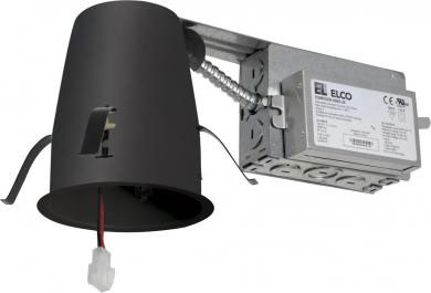 Elco E4lrc Cedar System Contemporary 4 Inch Non Ic Remodel Recessed Lighting Housing W Driver