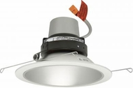 Elco E610R08 Cedar System Contemporary LED 6 inch Recessed Lighting Module & Driver with Reflector Trim - 850 Lumens