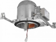 Elco E6LC08ICA Cedar System Modern 6 inch New Construction IC Airtight Recessed Lighting Housing w/Driver - 850 Lumens