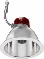 Elco E910L40 Laurel System Commercial Contemporary LED 9 Reflector LED Recessed Lighting Light Engine - 4000 Lumens