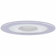 Elco EL1415C Modern Chrome 4  Adjustable Shower Recessed Lighting Trim