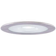 Elco EL1415N Contemporary Nickel 4  Adjustable Shower Recessed Lighting Trim
