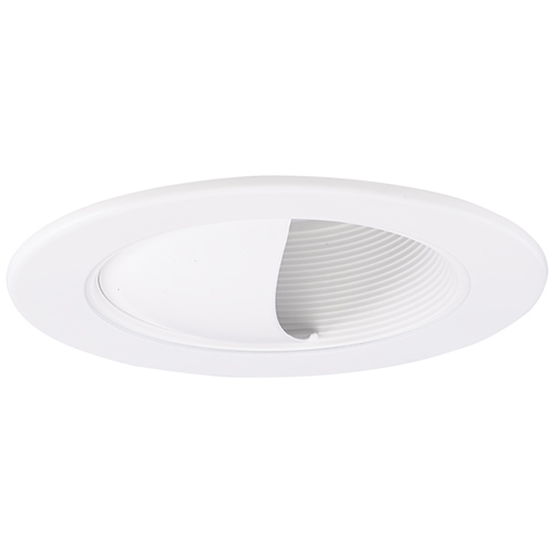 Elco el1495w modern white 4 recessed lighting baffle wall wash elco el1495w modern white 4nbsp recessed lighting baffle wall wash recessed lighting trim loading zoom aloadofball Image collections