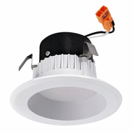 Elco EL312CT3W Contemporary White LED 3 Round LED Reflector Insert