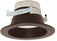 Elco EL410SDBZ Sunset Modern Bronze LED 4  Dimming Baffle Insert
