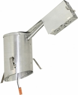 Elco EL470RICA 4� LED Sloped Ceiling Housings and Trims Contemporary 4  LED IC Airtight Sloped Ceiling Remodel Housing