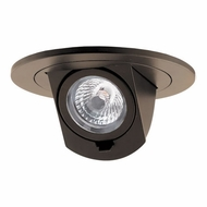 Elco EL497XXBZ Modern Bronze 4  LED Round Adjustable Pull-Down Insert