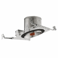 Elco EL518ICA Medium Base 5  Sloped Recessed Lighting IC Housing