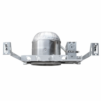 Elco EL55ICA Medium Base 5  Recessed Lighting Adjustable Airtight Shallow Housing