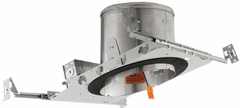 Elco EL590ICA LED Sloped IC Airtight Single Wall New Construction Recessed Lighting Housing Fixture