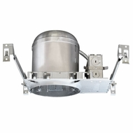 Elco EL7ICANB Medium Base 6  Recessed Lighting Universal IC Airtight Housing (without Bracket)