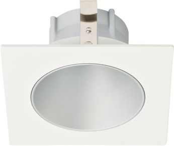 Elco ELK3318H Koto System Pex LED Modern Haze with White Ring 3 Square Deep Reflector