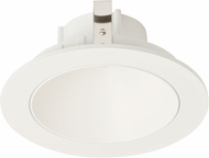 Elco ELK4118W Koto System Pex 4� LED Modern All White 4  Round Deep Reflector