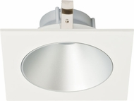 Elco ELK4218H Koto System Pex 4� LED Contemporary Haze with White Ring 4  Square Deep Reflector