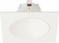 Elco ELK4218W Koto System Pex 4� LED Modern All White 4  Square Deep Reflector
