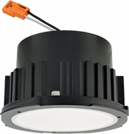 Elco ELL08XX-4 E.L.L. System Contemporary Black LED Recessed Lighting Module