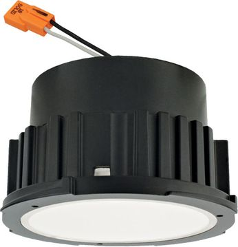 Elco ELL11XX-4 E.L.L. System Contemporary Black LED Recessed Lighting Module