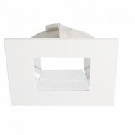 Elco ELL4641CW E.L.L. Flexa Modern Chrome / White 4  Square Relector Trim