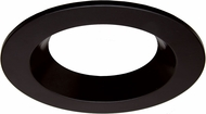 Elco ELL4810B E.L.L. System Unique Modern Black 4? Round Reflector Recessed Lighting Trim