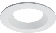 Elco ELL4810W E.L.L. System Unique Modern White 4? Round Reflector Recessed Lighting Trim