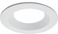 Elco ELL4812W E.L.L. Contemporary White 4  Diecast Round Steam Room Trim