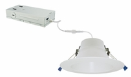 Elco ERT625CT5W Elm System Modern White LED 6 Retrofit LED Recessed Downlights with 5-CCT Switch Recessed Lighting