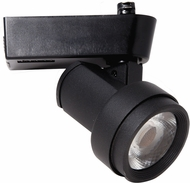 Elco ET580DB Albright Contemporary Black LED Track Lighting