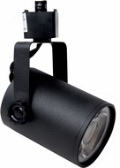 Elco ET616DB Stein Contemporary Black LED Small Track Lighting Fixture