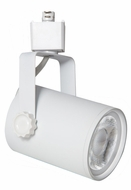 Elco ET617CT3DW Stein Contemporary White LED Track Lighting Head