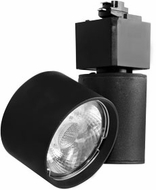 Elco ET61830DB Gordian Modern Black LED Mini Track Light Head