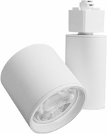 Elco ET620XXDW Gordian Contemporary White LED Medium Track Light Head