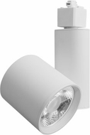 Elco ET621XXDW Gordian Contemporary White LED Large Track Lighting Head