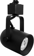 Elco ET62730DB Uni Modern Black LED Home Track Lighting Head