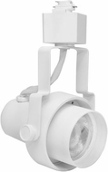 Elco ET62830DW Tiggap Contemporary White LED Home Track Lighting Head