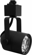 Elco ET625XXDB Cleat Modern Black LED Track Lighting Head